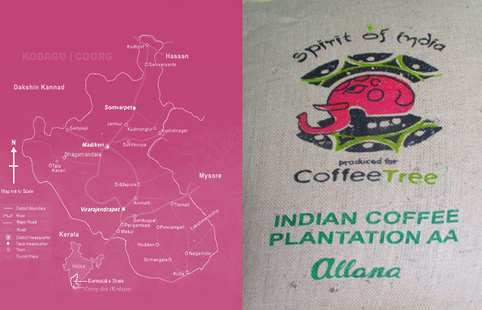 Spirit Of India - Coffee Tree